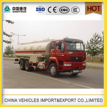 china caminhoes sinotruk howo oil fuel tanker truck ship price