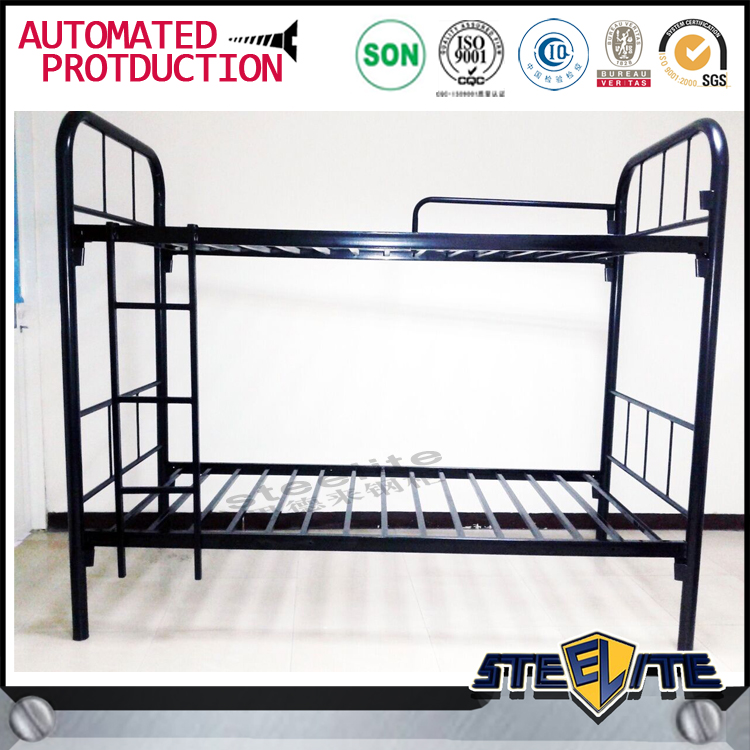 Factory Prices Double Deck Used Cheap Bunk Beds/adult Metal Bunk Bed ...