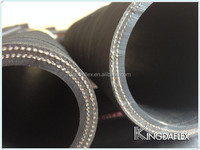 China manufacturer! hydraulic rubber hose/flexible rubber hose /SAE and DIN standard