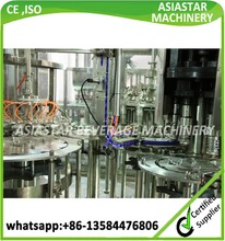 High quality automatic small liquid filling machine for concentrate juice