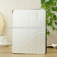 hot selling stand wallet case for new i pad in alibaba