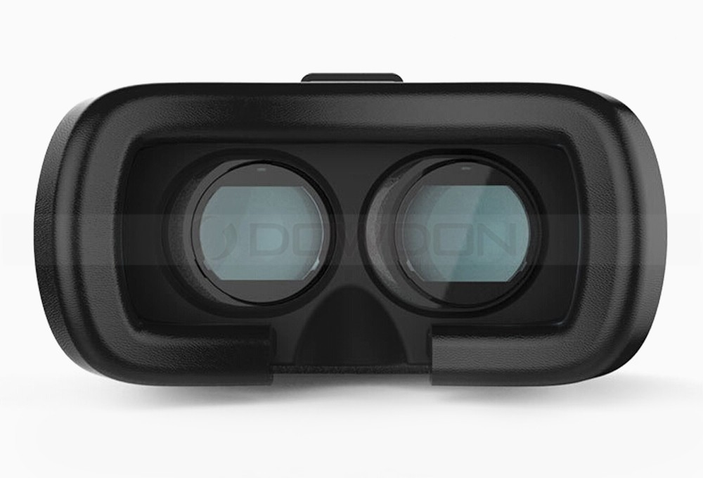 Max 6 inch VR BOX Google Cardboard Virtual Reality VR 3D Glasses for Mobile Phone