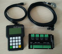 China rich auto a11 dsp controller for 6090 cnc router metal cutting machine