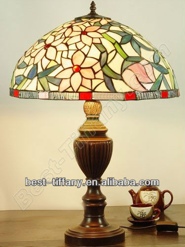 Hand-made lovely Tiffany lamp TLB1853