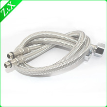 stainless steel flexible metal hose braided connector