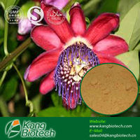 pharmaceutical raw materials passion flower extract powder