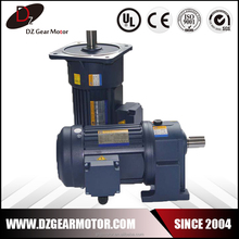 small size sluminum shell 1 hp electric motor