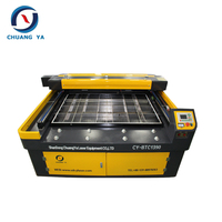 CHUANG YA hot sale in Fiji market high quality laser cut machine / laser cutting machine for plastic and plywood 1310
