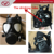 EN136 approved safety mask for chemicals, military safety mask anti NBC filters