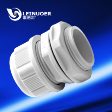 Metric,PG,G Thread Grey IP68 Liquid Tight Plastic Nylon Cable Gland