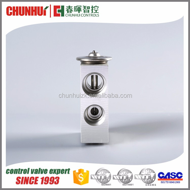 Stainless steel Car air conditioner expansion valve refrigeration
