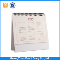 Table Calendar stand up 365 day calendar with good price