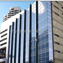Beijing Haiyangshunda exterior building glass walls with safety glass insulated glass