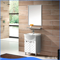 Zhongshan OEM Design Stainless Steel Used Bathroom Vanity Cabinet