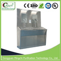 hospital foot operated medical hand washing sink