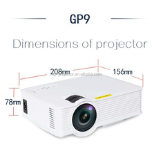 HTP Blue-ray Movies Video Play Videogame 800 Lumens Projector