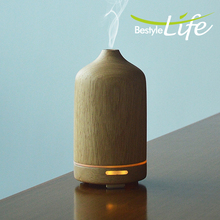 2016 new fashion wholesale oil diffuser, ultrasonic aromatherapy , wooden