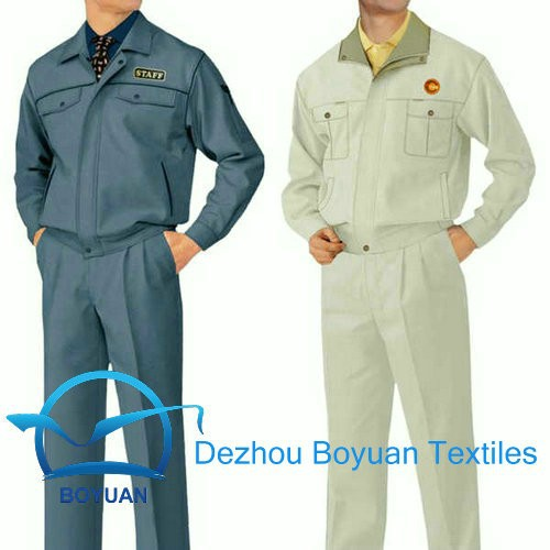"100%cotton 16x12 108x56 57/58""workwear uniforms industrial uniform"