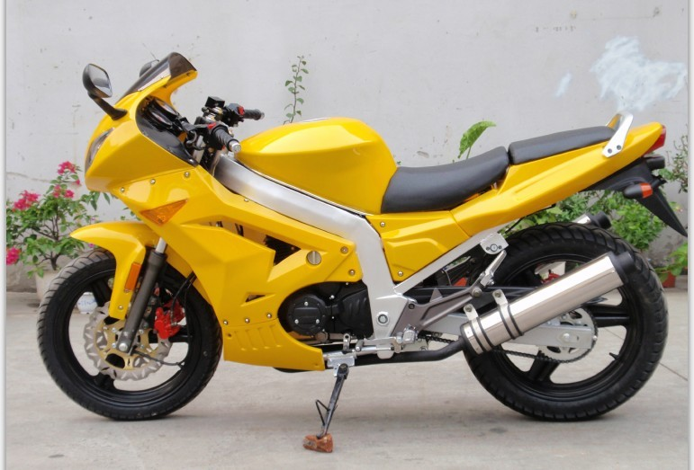 150/200cc EEC racing motorcycle