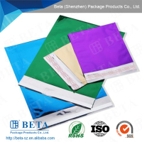 Self seal Moisture Proof aluminium foil mailing envelope