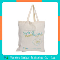 Custom Logo Printed Cotton Cloth Carrying Bag