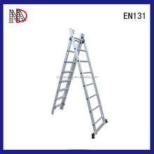 IKEA Market Hot Sale 3-section Extension Combination ladder with EN131