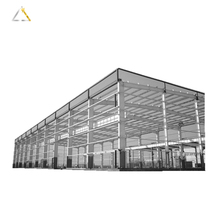 Prefab Low Cost High Quality Steel Structure Buildings