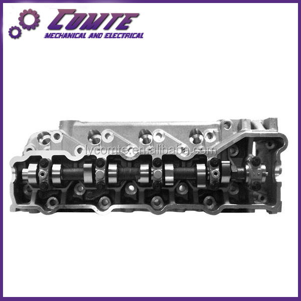 4M40-T 4M40T cylinder head assembly for Mitsubishi Montero GLX Pajero GLS 908514 ME029320 ME202620 ME193804 8V 2.8L