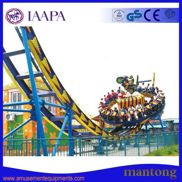 Top Quality Amusement Park Rides For Sale Top Spin Rides Flying Ufo
