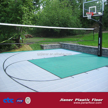 Discount Temporary Basketball Court Interlocking Outdoor Tile Sport Floor