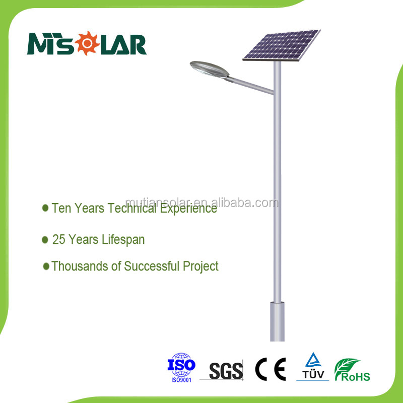 Hot sales 110W sunpower solar panel for LED solar street light /panel solar/solar power/solar with TUV IEC CE RoHS certified
