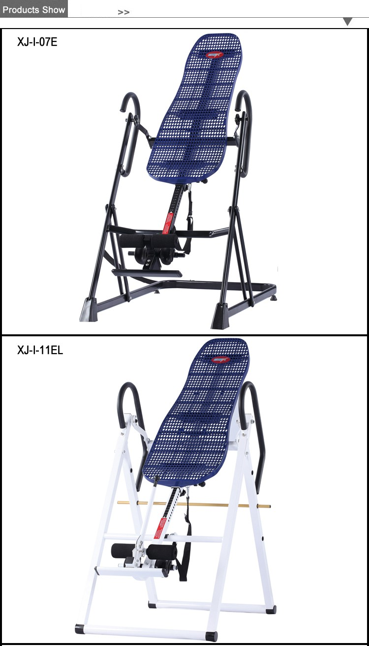 inversion table machine