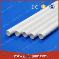 wholesale CE plastic pvc electric wiring conduit pipe