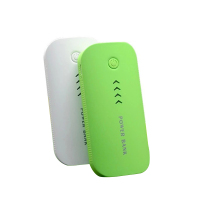 Powerstation Power Bank Cell Phone 10000mAh Charger Tablet Recharger Light Weight External Battery Backup Pack