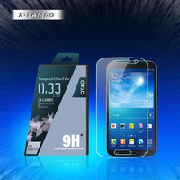 0.2mm anti-shock screen protector with design for Samsung Galaxy Mega 6.3 i9200