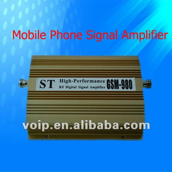 3G,GSM/CDMA/WCDMA signal Booster for repeat the mobile phone signal(ST-GSM980)