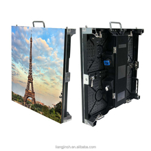 Quick installation Indoor P3.91 rental led display screen Die casting Led cabinet