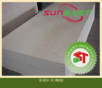 Cabinet Grade C-C White Birch Plywood---Furniture Grade
