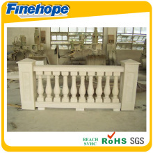 China OEM high quality balustrade White PU Decorative Baluster modern baluster