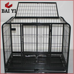 10x10x6 Foot Classic Round Corner Breeding Cages With Wheels