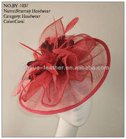 BY-1037 Lady hats
