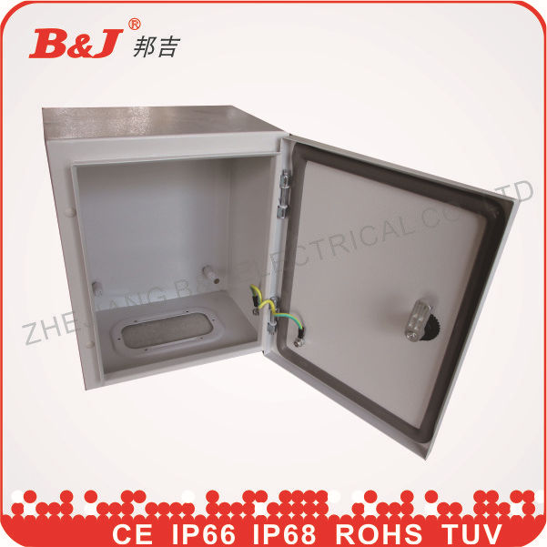 high quality IP66 electrical panel ip65 steel distribution box enclosures