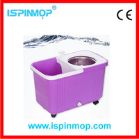 ISPINMOP carrefour hand press roto mop