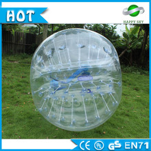 Inflatable body bumper ball for adult,Inflatable ball pits for zorb,Outdoor soccer bubble suit