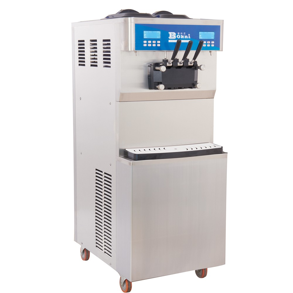 factory directly supplying ice cream maker game with middle capacity