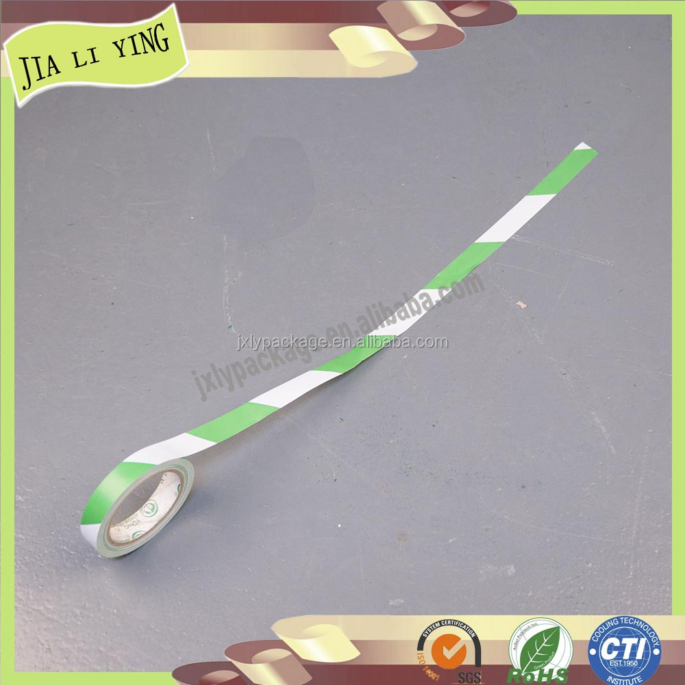 High Quality Underground Detectable Caution PVC Barricade Lane Marking Tape