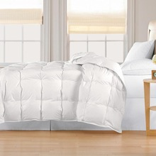 3 Piece Oversized Quilt Set With Quilted Bedcover / Pillow Cover