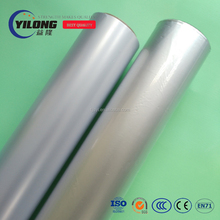 matte finish biaxially oriented metalized laminating polyester film