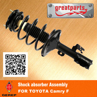 damper assy for TOYOTA Camry, front shock absorber assembly 501714909
