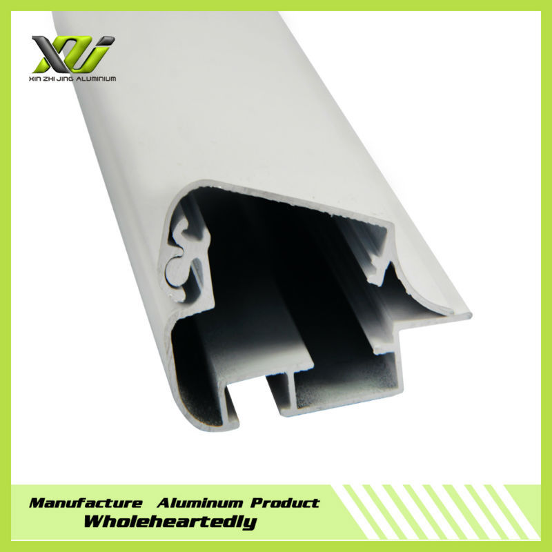 Aluminum profile light box material